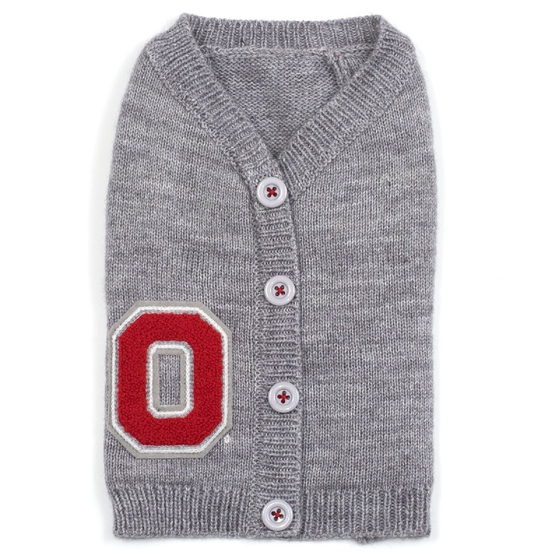OSU Sweater-Block O Cardigan