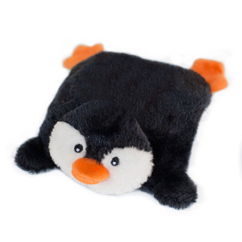 ZP-Holiday Squeakie Pad Penguin  Black
