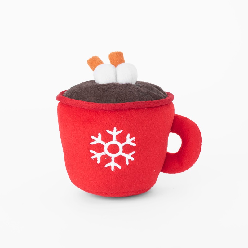 ZP-Holiday Hot Cocoa  Red