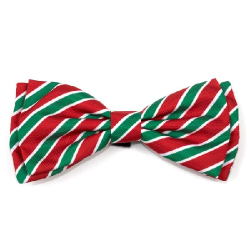 Bowtie-Holiday Stripe