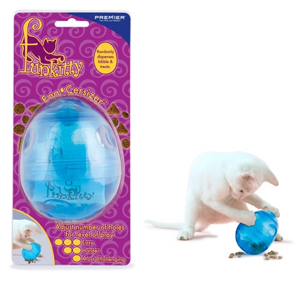 Cat Toys-Fun Kitty Egg-Cersizer