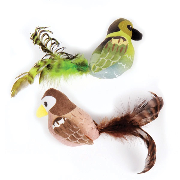 Cat Toys-Pet Park Bird Toy  Multi