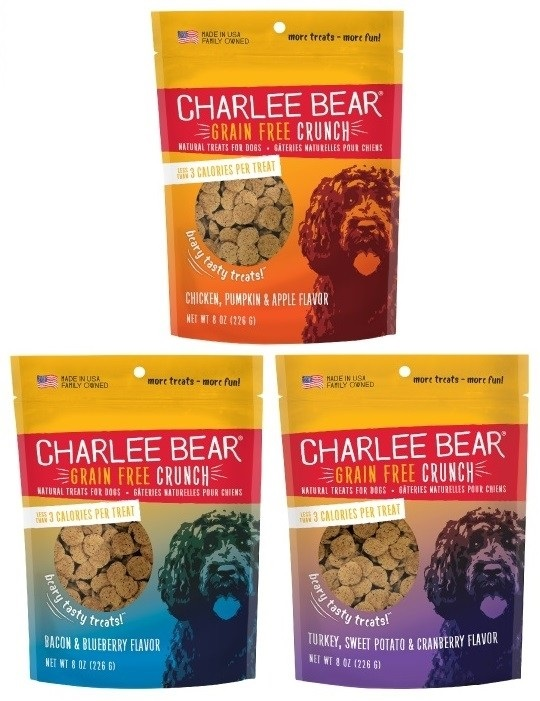 Charlee Bear GF Bear Crunch-Chicken