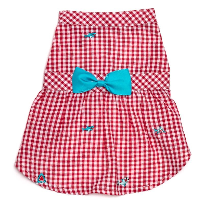 Dress-Gingham Chomp*