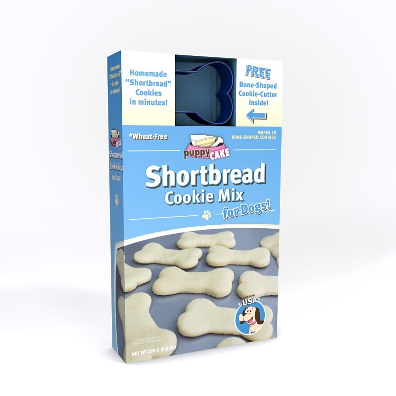 PC-Shortbread Cookie Mix w/cookie cutter  Shortbread 9.5oz
