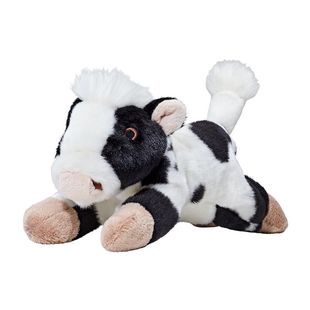 Fluff-Marge Cow  Black/white 11
