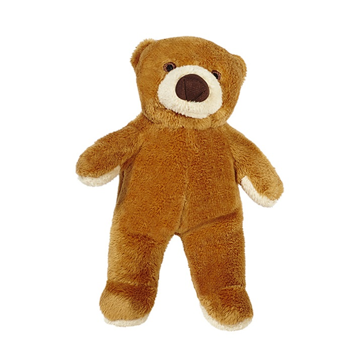 Fluff-Cubby Bear  Brown 5