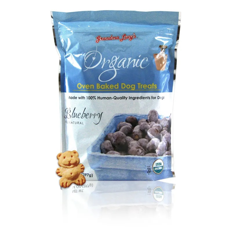 GL-Organic Blueberry   14oz