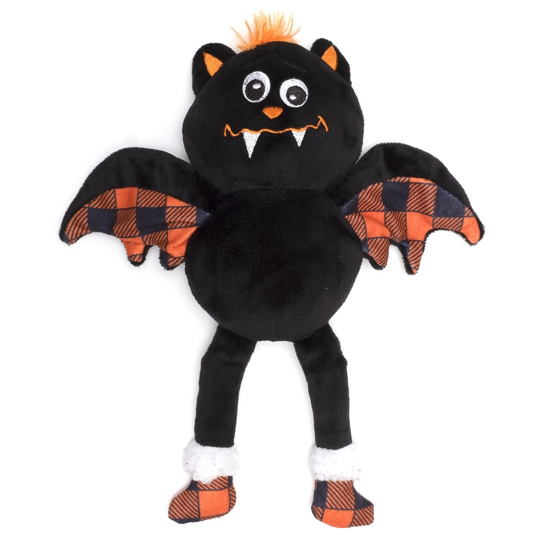 WD Buffalo Toy-Halloween Bat  Black Reg
