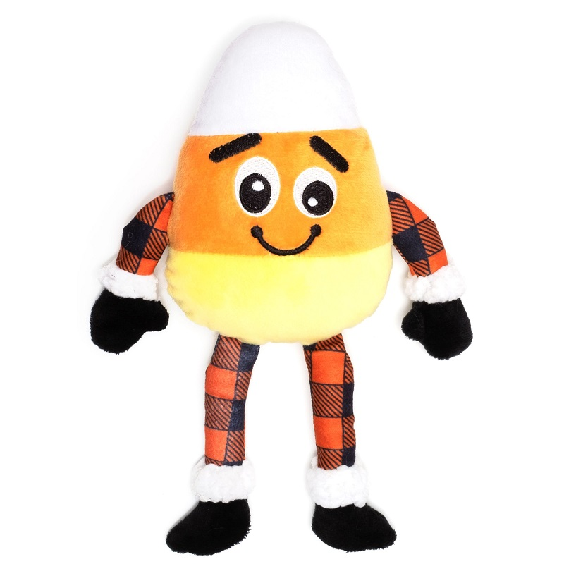 WD Buffalo Toy-Halloween Candy Corn  Orange Reg