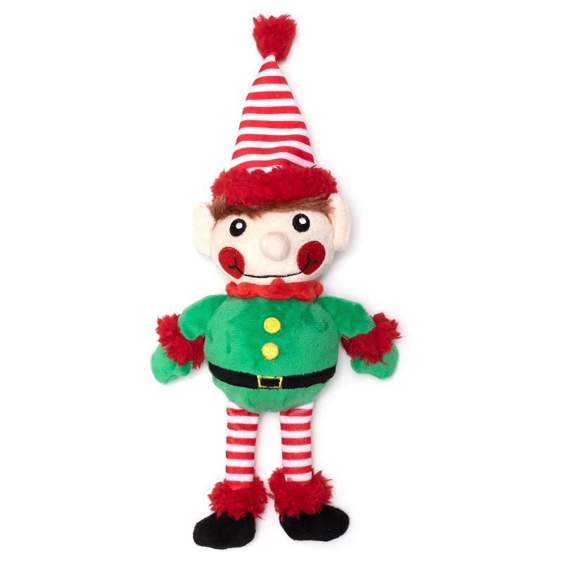 WD Buffalo Toy-Holiday Elf  Red/Green Reg