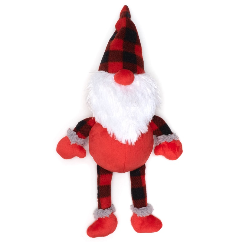 WD Buffalo Toy-Holiday Gnome  Red Reg