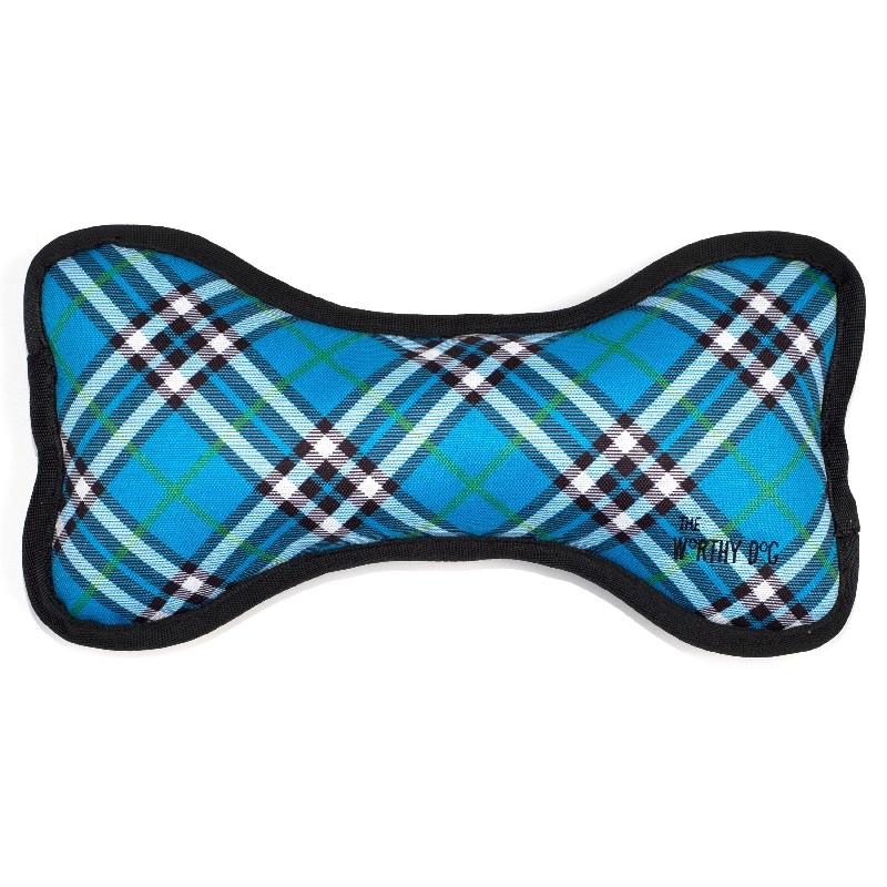WD Bone-Bias Plaid Blue